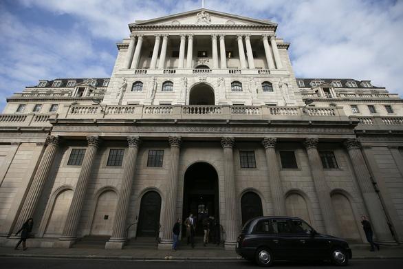 Ngân hàng trung ương Anh điều tra sự cố rò rỉ thông tin nghiêm trọng - Ảnh 1.