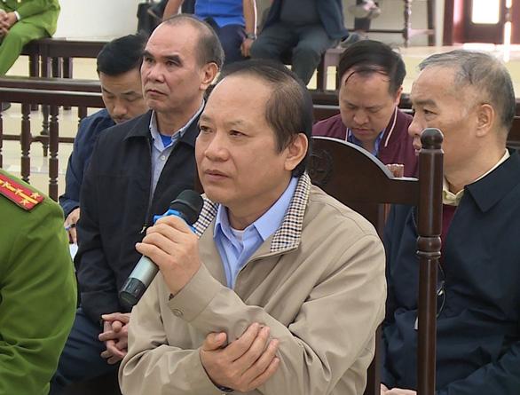 Cựu bộ trưởng Trương Minh Tuấn bị đề nghị 14-16 năm tù - Ảnh 1.