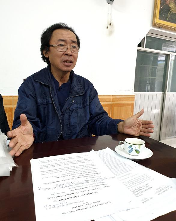 Đầu tuần tới, viện kiểm sát sẽ xin lỗi người 18 năm mang thân phận bị can oan ở Nha Trang - Ảnh 2.