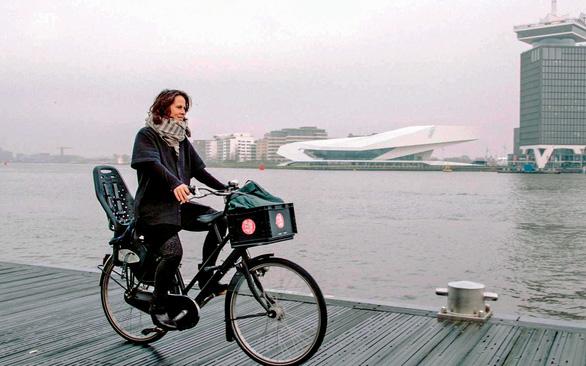 Thị trưởng xe đạp: Bạn đã có nghe nói đến bao giờ chưa? - Ảnh 1.