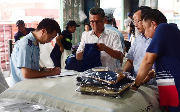Báo động hàng made in Vietnam nhưng nguồn gốc ở đâu đâu - Ảnh 1.