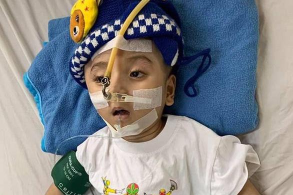Bác sĩ Singapore: Bé Phạm Đức Lộc đã có cơ hội chiến đấu - Ảnh 1.