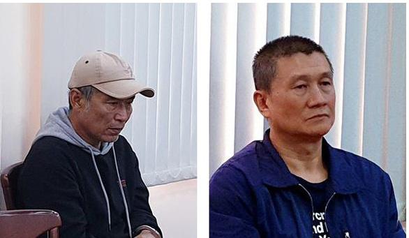 Bắt 2 người Đài Loan trong đường dây ma túy xuyên quốc gia đang trốn ở TP.HCM - Ảnh 1.