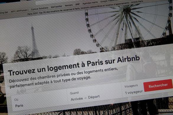Tòa châu Âu: Airbnb chỉ là nền tảng online, không phải công ty cho thuê nhà - Ảnh 1.