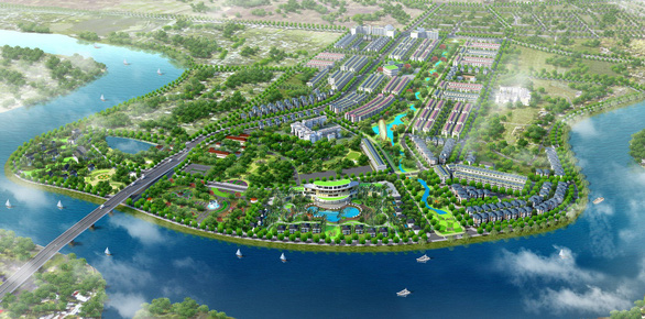 CEO Group mở bán đất nền đô thị River Silk City Sông Xanh - Ảnh 2.