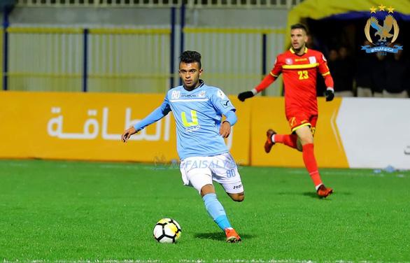 U23 Jordan chỉ mang 1 cầu thủ đá ở châu Âu đối đầu Việt Nam - Ảnh 1.