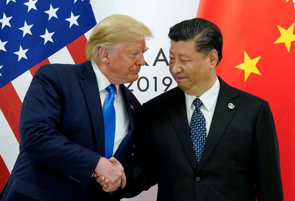 Ông Trump khoe Trung Quốc bắt đầu mua nông sản số lượng lớn - Ảnh 1.