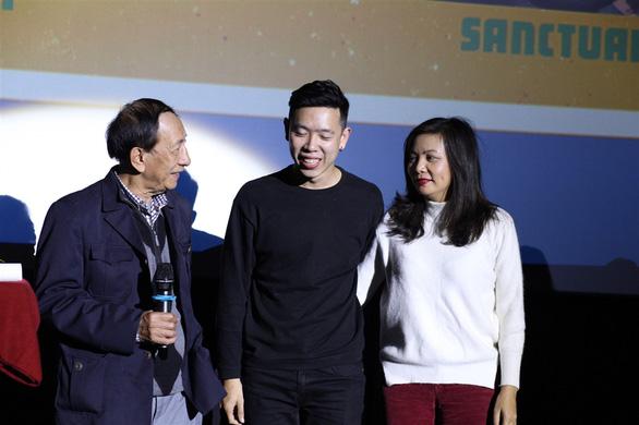 Giải thưởng điện ảnh Búp sen vàng: Ngõ nghệ sĩ lập hat-trick - Ảnh 2.