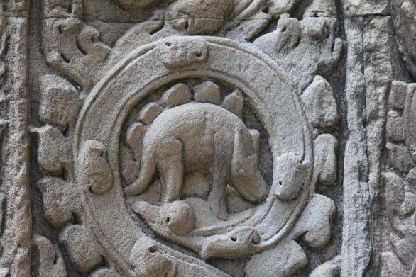 Đến Campuchia thăm thành phố cổ nghìn năm Mahendraparvata - Ảnh 4.