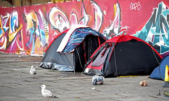 Phần Lan giải tỏa người vô gia cư bằng cách cấp nhà - Ảnh 3.