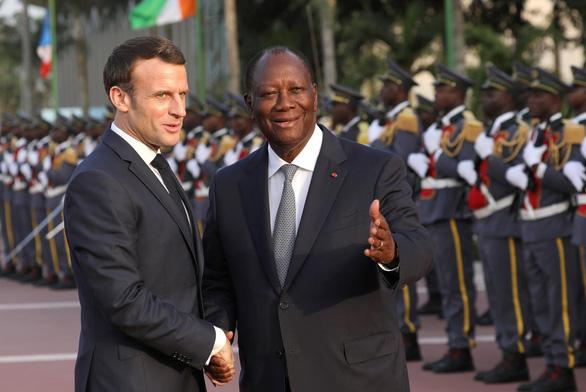 Tổng thống Pháp Macron: Chủ nghĩa thực dân tại châu Phi là sai lầm nghiêm trọng - Ảnh 1.