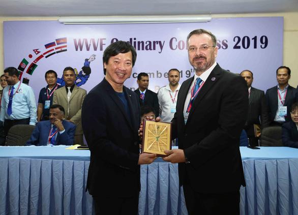 Tổng thư ký Vovinam thế giới là võ sư người Romania - Ảnh 4.