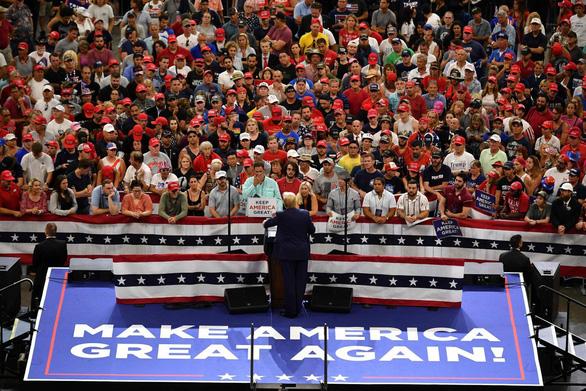 Ông Trump sử dụng chiêu gì để tái đắc cử năm 2020? - Ảnh 1.