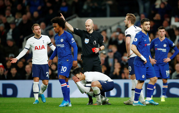 Willian tỏa sáng, Chelsea đá bại Tottenham của Mourinho trên sân khách - Ảnh 3.