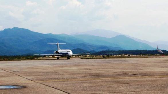 Điều chỉnh quy hoạch sân bay Chu Lai theo hình thức xã hội hóa - Ảnh 1.
