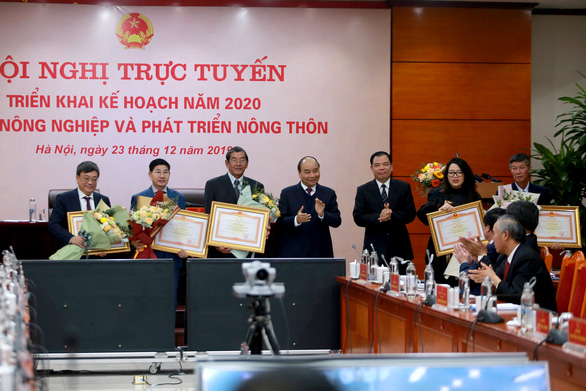 Tập đoàn Masan cam kết đồng hành cùng nông nghiệp Việt Nam - Ảnh 3.