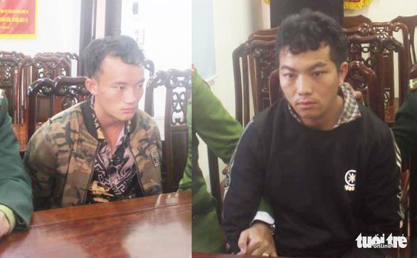 Bắt 5 người Lào đưa 30 bánh heroin và 18kg ma túy đá vào Việt Nam - Ảnh 1.