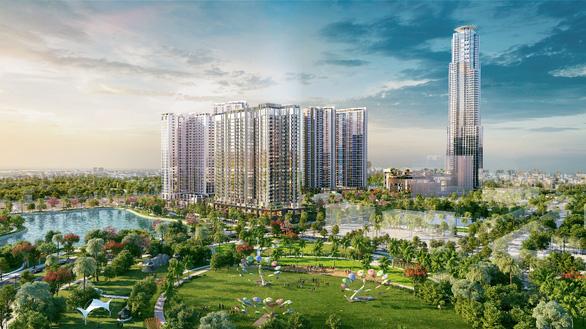 Eco Green Saigon giao dịch sôi nổi ngày ra mắt tòa căn hộ thứ 4 - Ảnh 2.