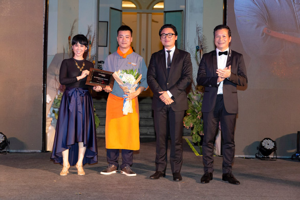 Top Chef Vietnam 2019 nhận giải hoành tráng tại dinh thự Lãnh sự quán Pháp - Ảnh 4.