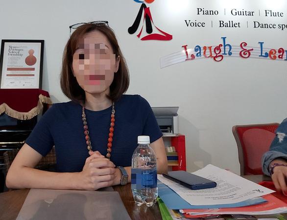 Phụ huynh tát giáo viên ở Đà Nẵng nhận sai và muốn xin lỗi - Ảnh 2.