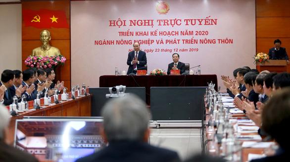 Tập đoàn Masan cam kết đồng hành cùng nông nghiệp Việt Nam - Ảnh 1.