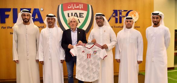 Đội tuyển UAE chọn ông Jovanovic để đấu trí với HLV Park Hang Seo - Ảnh 1.