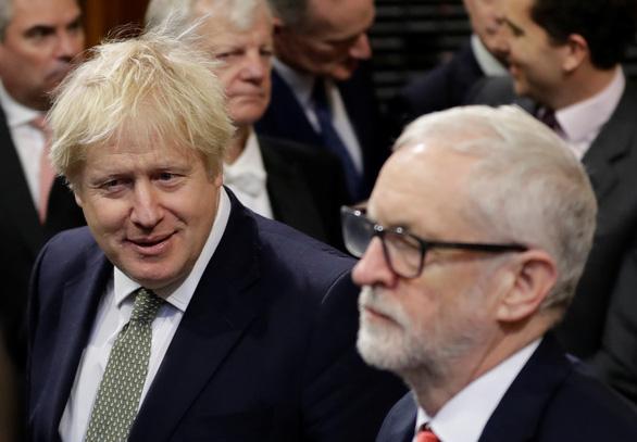 Thách thức hậu Brexit của ông Johnson - Ảnh 1.