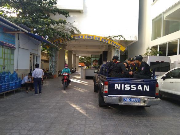 Khởi tố, bắt tạm giam nguyên tổng giám đốc Công ty CP Sông Đà Nha Trang - Ảnh 2.