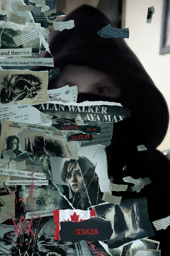 Sơn Đoòng lên MV mừng Giáng sinh của ngôi sao người Anh Alan Walker - Ảnh 3.