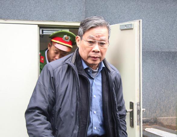 Cựu bộ trưởng Nguyễn Bắc Son: Sai phạm có thể phải trả giá bằng cả sinh mạng của mình - Ảnh 2.