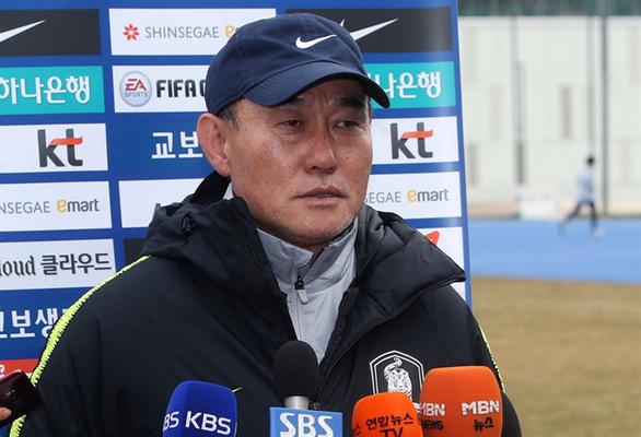 HLV U23 Hàn Quốc: Nếu phải gặp Việt Nam ở tứ kết, chúng tôi sẽ đánh bại họ - Ảnh 1.