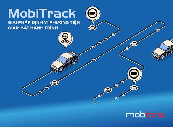 Tiết kiệm chi phí giám sát hành trình bằng giải pháp Mobitrack - Ảnh 1.