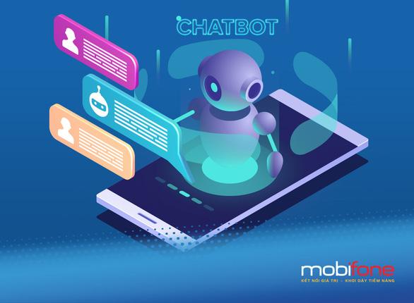 Nở rộ chatbot hỗ trợ khách hàng - Ảnh 1.