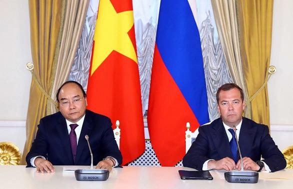 Nga ủng hộ doanh nghiệp dầu khí tham gia dự án trên vùng biển Việt Nam - Ảnh 1.