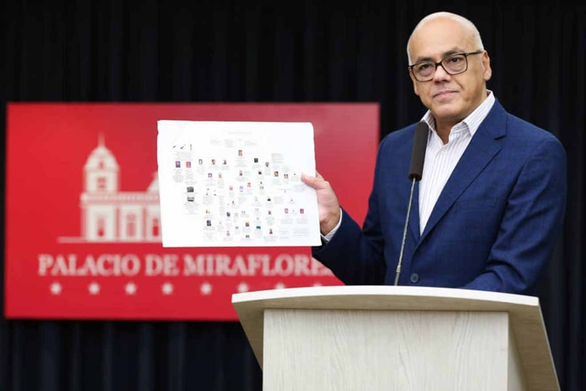 Venezuela công bố phá âm mưu Giáng sinh đẫm máu - Ảnh 1.