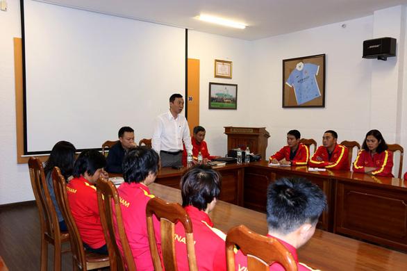 Triều Tiên rút lui, bóng đá nữ Việt Nam có cơ hội dự Olympic Tokyo 2020 - Ảnh 3.