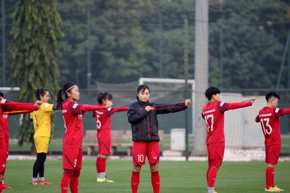 Triều Tiên rút lui, bóng đá nữ Việt Nam có cơ hội dự Olympic Tokyo 2020 - Ảnh 1.