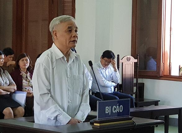 Cựu chánh án TAND tỉnh Phú Yên nhận tiền nhưng không biết là tham ô - Ảnh 2.