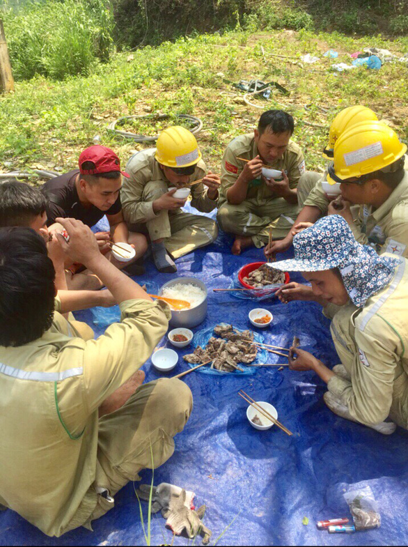 Những người nhện xuyên Việt - Kỳ 3: Lính điện sông Đà - Ảnh 3.