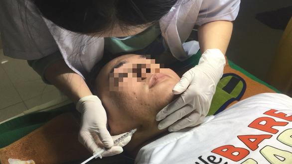 Yêu cầu cơ sở thẩm mỹ Linh Anh ngưng ngay quảng cáo khám, chữa bệnh - Ảnh 1.