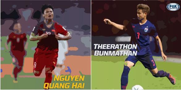 Fox Sports gọi Quang Hải là một trong những cầu thủ trẻ nóng bỏng nhất châu lục - Ảnh 1.