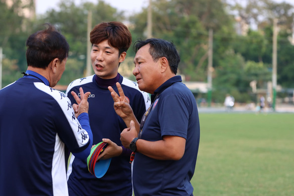 CLB Sài Gòn có chủ mới - Ảnh 2.