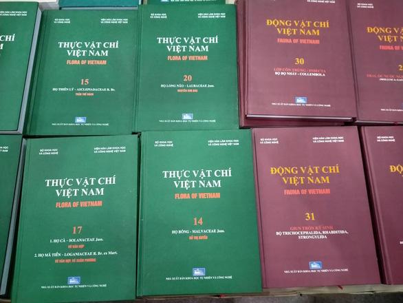 Nhà xuất bản Chính trị Quốc gia Sự thật dẫn đầu ở Giải thưởng sách quốc gia - Ảnh 3.
