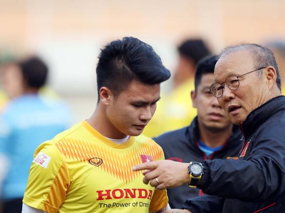 Quang Hải: U23 Việt Nam phải cố gắng để giành vé đến Olympic Tokyo 2020 - Ảnh 2.
