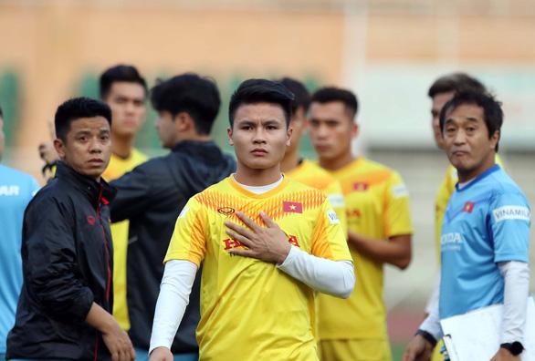 Quang Hải: U23 Việt Nam phải cố gắng để giành vé đến Olympic Tokyo 2020 - Ảnh 1.