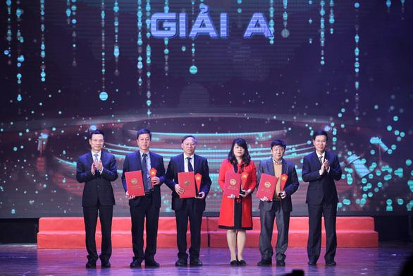 Nhà xuất bản Chính trị Quốc gia Sự thật dẫn đầu ở Giải thưởng sách quốc gia - Ảnh 1.