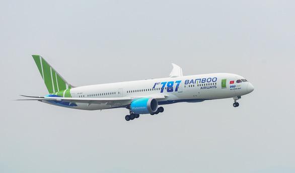 Bamboo Airways khẳng định không thuê Boeing 787-9 từ đối tác Trung Quốc - Ảnh 1.