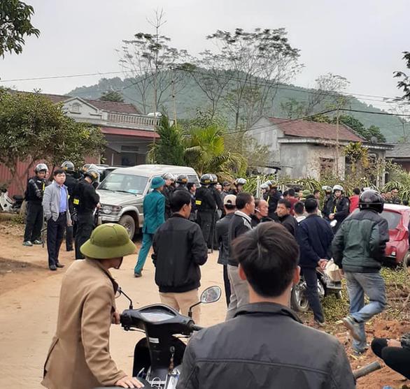 Bắt được nghi phạm ngáo đá chém chết 5 người  ở Thái Nguyên - Ảnh 1.