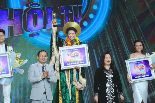 Đào thương Nhã Thy đoạt giải quán quân Tinh hoa hội tụ 2019 - Ảnh 4.