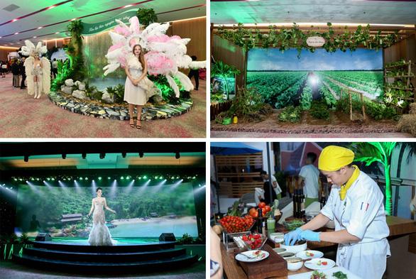 Mai Phương Thuý dự ra mắt L'Alyana Senses World Phú Quốc - Ảnh 2.